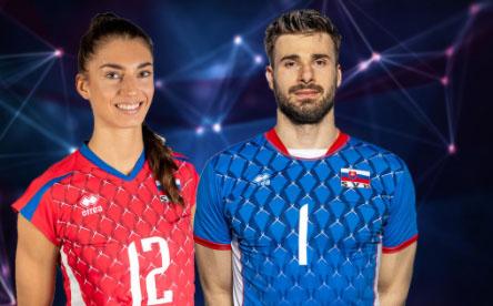 Anketu volejbalista roka ovládla Radosová a prvenstvo medzi mužmi obhájil aj Michalovič