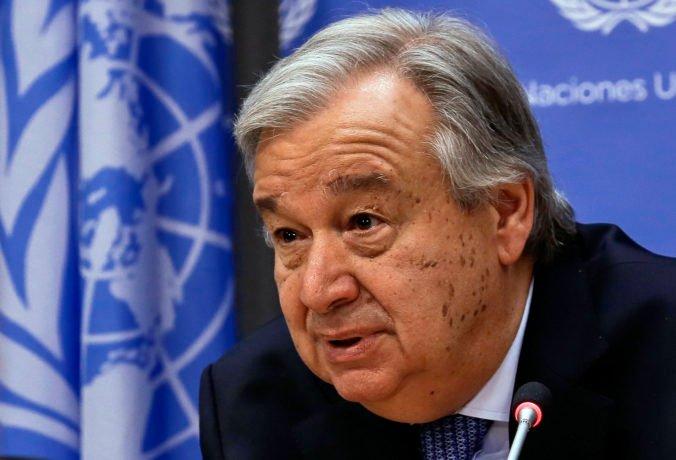 Bezpečnostná rada jednomyseľne podporila Guterresa ako staronového generálneho tajomníka OSN