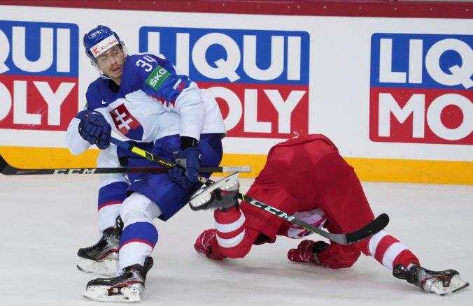 Cehlárik napodobnil Šatana a výkony na MS v hokeji 2021 ho môžu vystreliť späť do NHL