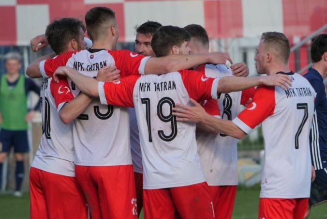 Nováčikom Fortuna ligy bude MFK Tatran Liptovský Mikuláš, svoje domáce zápasy odohrá v Poprade