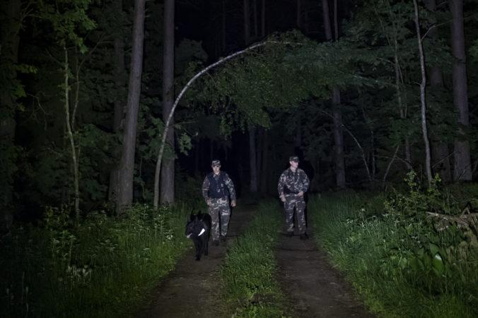 Litva vytvorí stanový tábor pre žiadateľov o azyl prichádzajúcich cez Bielorusko