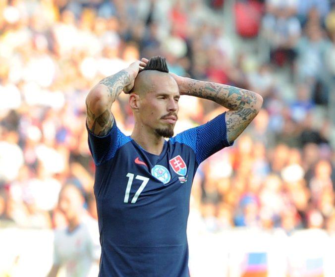 Slováci patria medzi outsiderov ME vo futbale 2020, Hamšík je vraj už dávno za zenitom