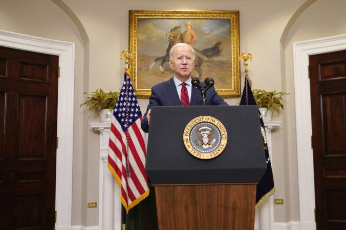 Biden privíta v USA Merkelovú, stretnutie má upevniť väzby medzi krajinami