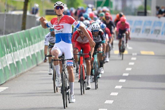 Van der Poel odstúpil z pretekov Okolo Švajčiarska, šetria ho na Tour de France