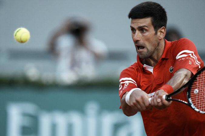 Djokovič sa cez Nadala dostal do finále Roland Garros. Ako si poradí s mladším Tsitsipasom?