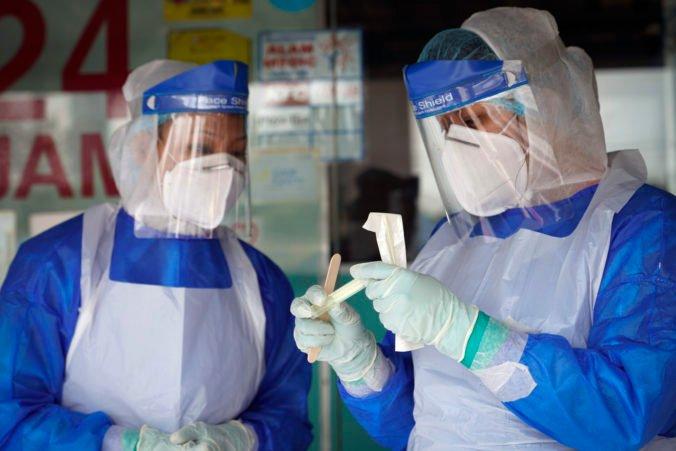 Európska únia pomáha Ukrajine s pandémiou koronavírusu, pripojilo sa aj Slovensko