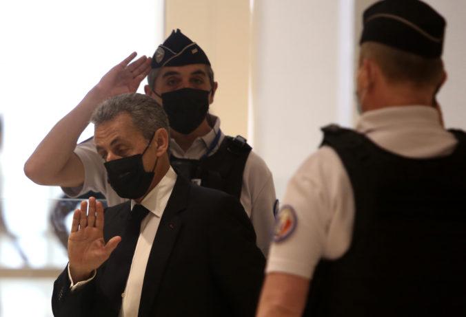 Exprezident Francúzska Sarkozy popiera previnenie v prípade financovania prezidentskej kampane