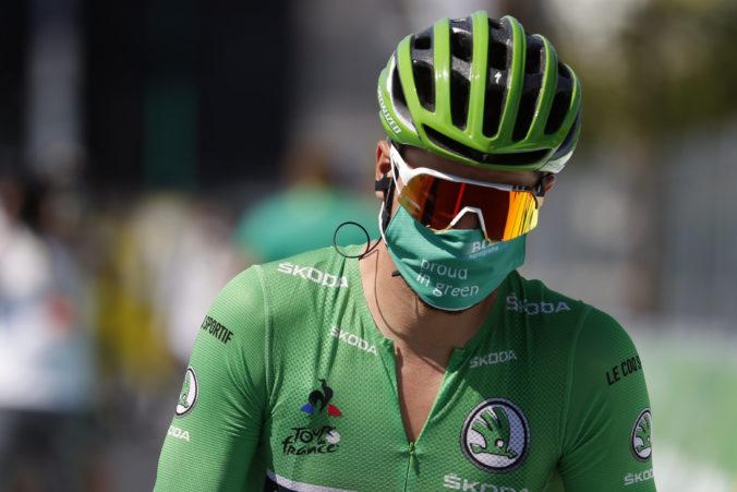 Sagan dostal prednosť pred Ackermannom, Denk predpovedá tvrdú bitku o zelený dres na Tour de France