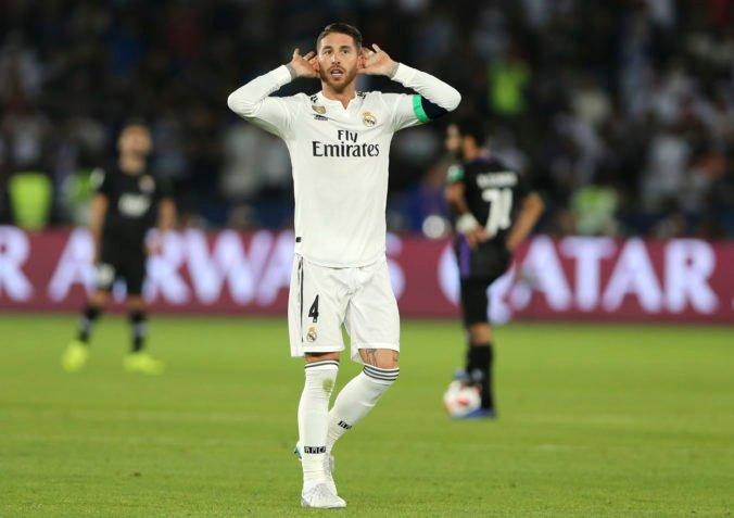 Sergio Ramos končí v Reale Madrid po 16 rokoch, s klubom sa nedohodol na uzatvorení novej zmluvy