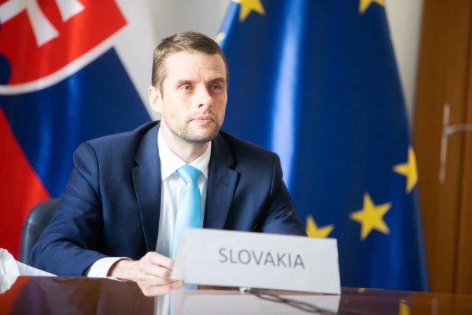Slovensko dúfa podľa Klusa v rýchle otvorenie prístupových rokovaní EÚ s Albánskom a Severným Macedónskom