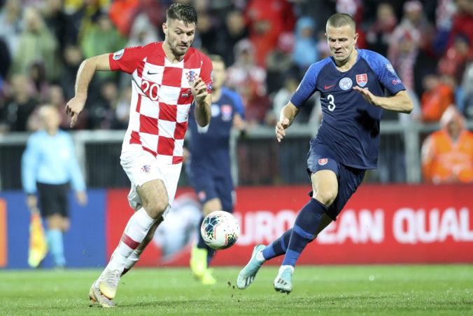 V slovenskom tíme na ME vo futbale sa objavil koronavírus, Vavro skončil v karanténe