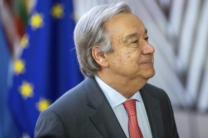 Guterres bude generálnym tajomníkom OSN v ďalšom období, bol zvolený jednomyseľne