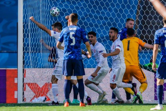 Slováci sa proti Španielsku zapísali do histórie, päťgólový debakel na ME vo futbale prišiel po 17 rokoch
