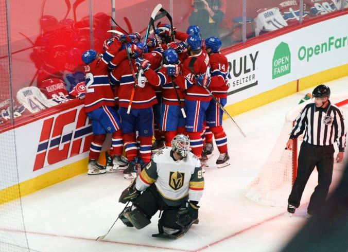 Montreal si po 28 rokoch zahrá vo finále NHL, o triumfe nad Vegas rozhodol Lehkonen (video)