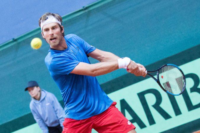 Slovensko v singli na Wimbledone reprezentuje iba Gombos, v prvom kole ho vyzve Tennys Sandgren