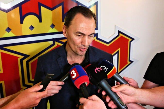 Slovenský zväz ľadového hokeja dal klubom počas pandémie viac financií, Šatan opísal dlhodobú stratégiu rozvoja