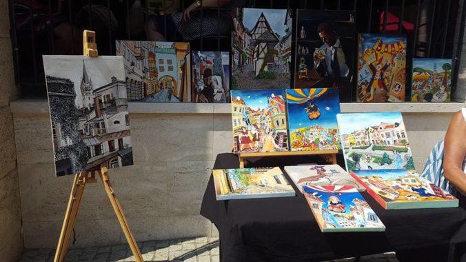 Festival Prešovský Montmartre chce do mesta prilákať čo najviac ľudí vďaka rôznorodému umeniu