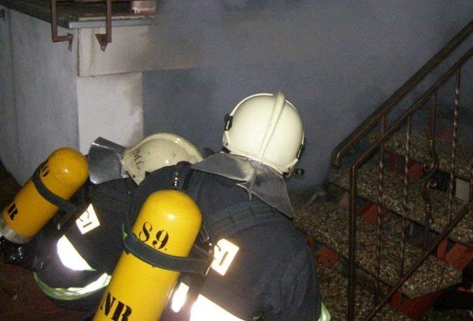 Hasičom pomôžu pri zásahoch špeciálne kamery, odhalia ohnisko požiaru či osoby v zadymenom prostredí