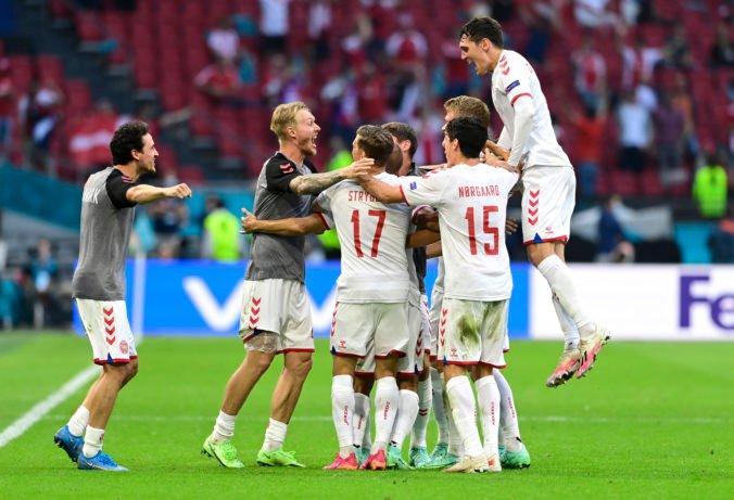 ME vo futbale 2020: Dáni suverénne postúpili do štvrťfinále, Taliani zlomili Rakúšanov až v predĺžení (foto)