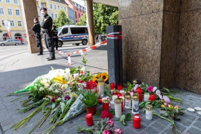Útoky nožom vo Würzburgu mali pravdepodobne islamistické pozadie, vyšetrovatelia preverujú páchateľov duševný stav