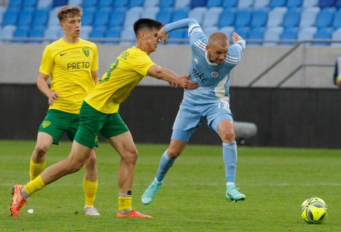 Slovan, Žilina, Trnava a Dunajská Streda začínajú v pohárovej Európe, chcú dosiahnuť úspech