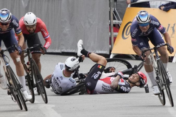 Sagan využil deň voľna na doliečovanie zranení a priblížil recept na úspech v 10. etape