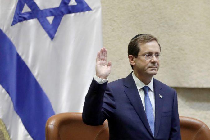 Jicchak Herzog zložil prísahu a ujal sa svojej funkcie. Stal sa jedenástym prezidentom Izraela
