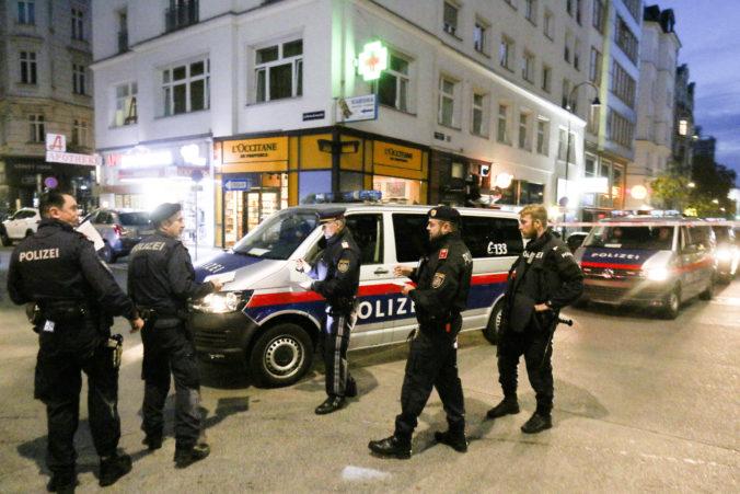 Nemecká polícia prehľadala domy dvoch radikálov, mali mať napojenie na útočníka z Viedne