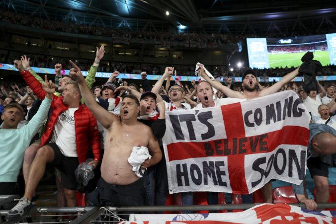 Finále ME vo futbale 2020 nebude pred plným hľadiskom, Talianski fanúšikovia však dostali výnimku