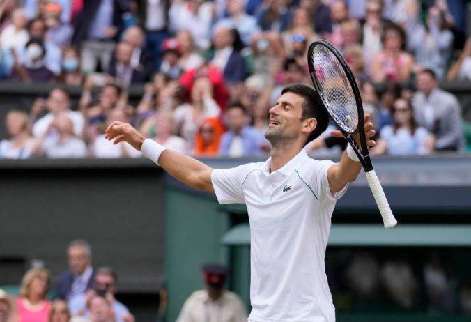 Djokovič hrá lepšie ako kedykoľvek predtým, podľa McEnroea získa 25 grandslamových titulov