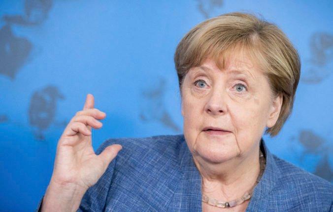 Merkelová apeluje na občanov: Čím viac ľudí dostane injekciu, tým slobodnejší znova budeme
