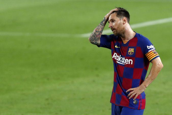 Legendárny Lionel Messi pravdepodobne zostáva v FC Barcelona, podpísať má zmluvu na päť rokov