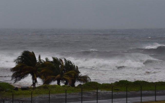 Tisíc kilometrov od tichomorského pobrežia Mexika sa sformovala tropická búrka