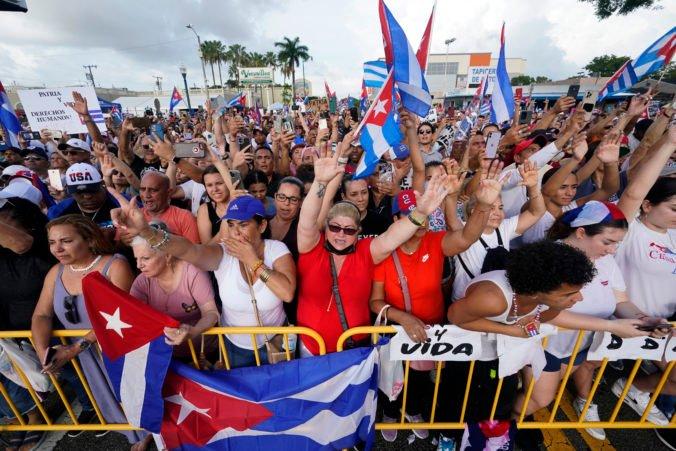 Dianie na Kube si zaslúži pozornosť Európskej únie, ale zbystriť by malo aj Slovensko