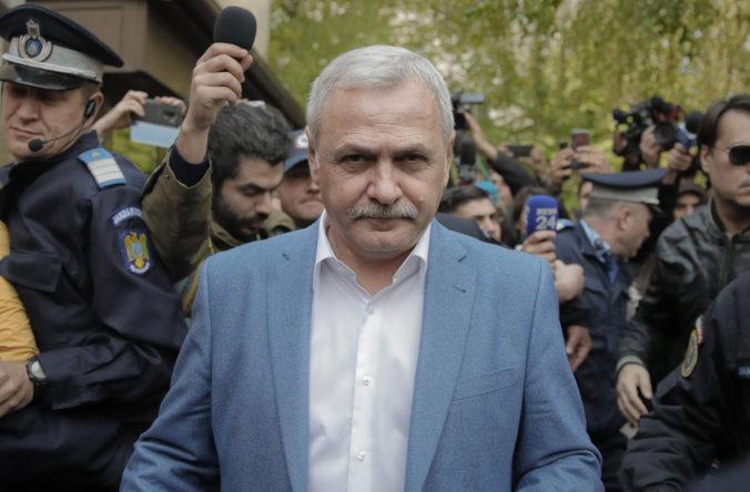 Exlíder sociálnych demokratov v Rumunsku ide z väzenia na slobodu za dobré správanie