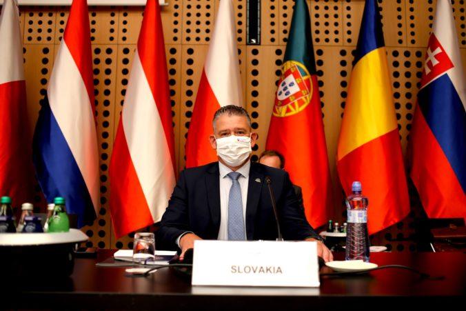 Mikulec diskutoval s ministrami EÚ o budúcnosti Schengenu aj o internetovej kriminalite