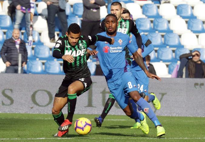 Zelené dresy zrejme dostanú v Serie A stopku, diváci ťažko rozoznávali hráčov od trávy
