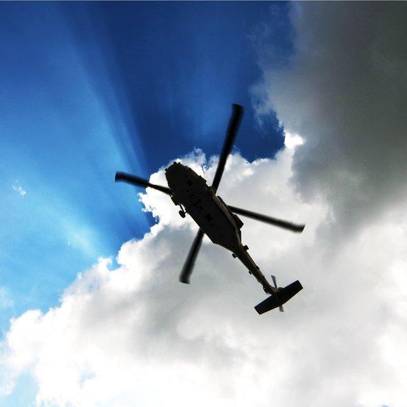 Na Ukrajine havaroval vrtuľník, zahynuli obaja členovia posádky