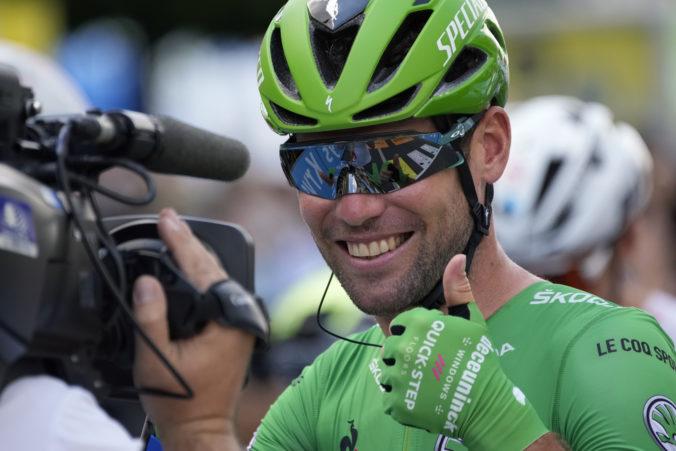Lefevere odporúča Cavendishovi ukončiť kariéru na vrchole, cyklista to chce riešiť pri whisky