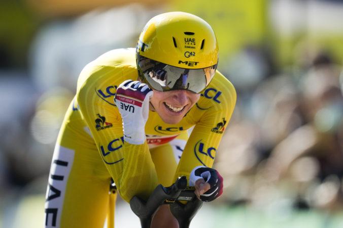 Pogačar je na Tour de France ako Froome či Merckx, ale jeho výkon nebol nadpozemský