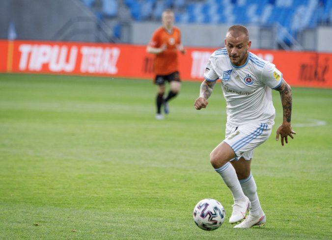Futbalisti Slovana chcú zabojovať o postup do Ligy majstrov, Weiss verí vo vyrovnanú partiu proti Young Boys