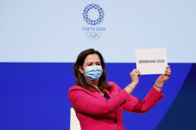 Letné olympijské hry bude v roku 2032 hostiť austrálsky Brisbane, delegáti zvažovali len jednu ponuku