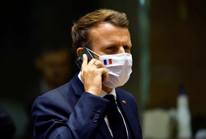 Špionážny softvér Pegasus mohol sledovať stovky svetových politikov, medzi možné terče spadá aj Macron