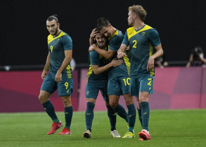 Austrália porazila vo futbale Angentínu, trúfa si aj na Španielsko