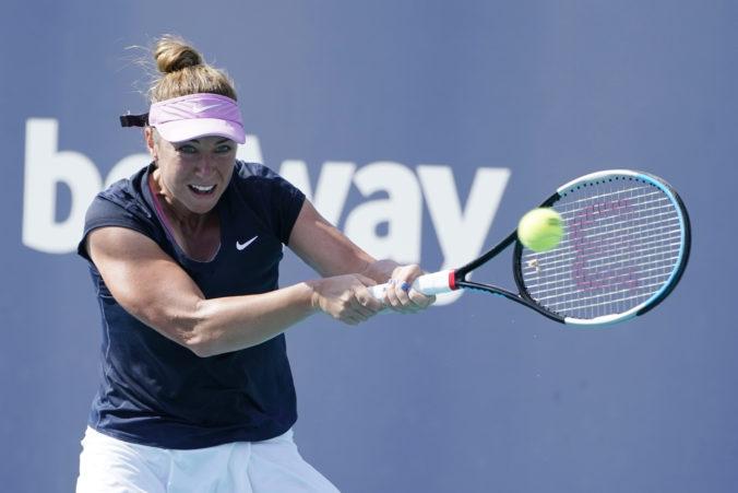 Kučová sa na turnaji WTA v Gdyni prebojovala do štvrťfinále, súperku zdolala do troch hodín