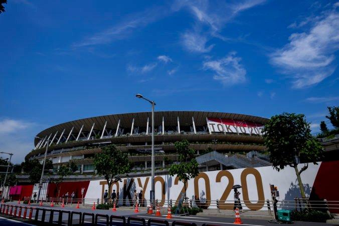 Na otváracom ceremoniáli olympiády v Tokiu bude len hŕstka vyvolených, fanúšikovia sa na štadión nedostanú