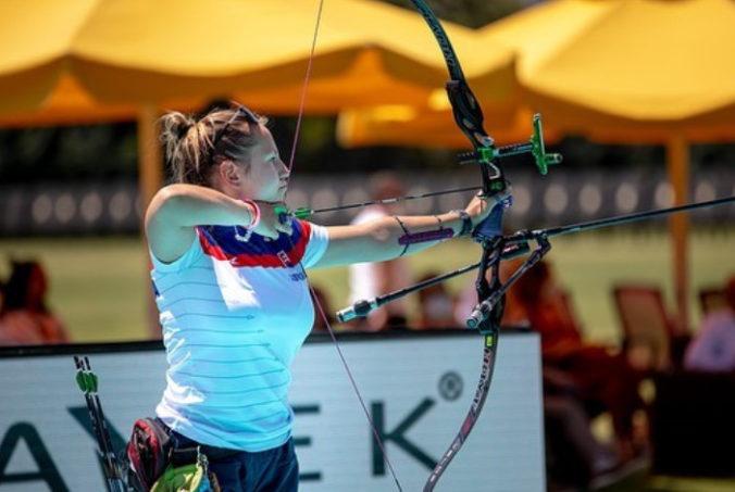 V Tokiu začne spomedzi slovenských reprezentantov tá najmladšia, Denisa Baránková sníva o medaile