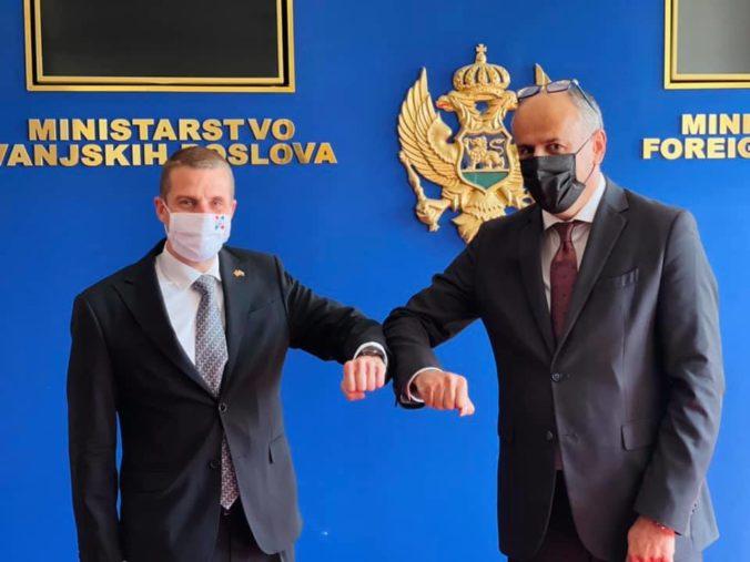 Vstup Čiernej Hory do EÚ podporuje aj Slovensko, podľa Klusa má na to všetky predpoklady