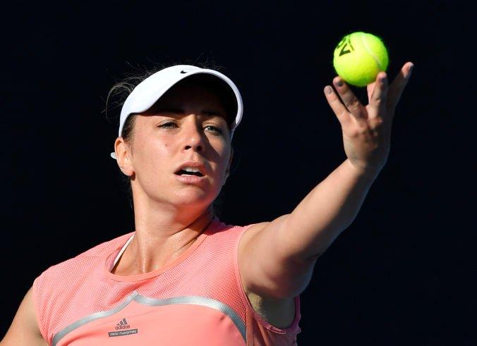 Kučová po tuhom boji zdolala Gorgodzeovú, na turnaji WTA v Gdyni si zahrá semifinále (video)
