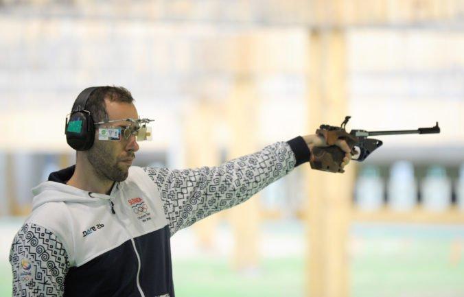 Pištoliar Tužinský už vie, do čoho ide. Namiesto suvenírov chce z Tokia priniesť medailu